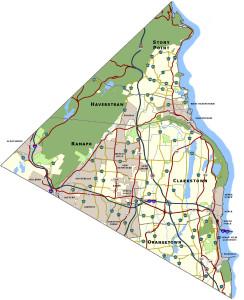 Rockland_County_NY_Map-244x300